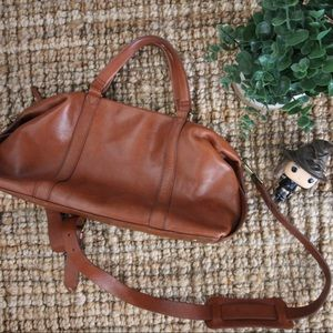 Saddle Madewell Bag (medium sized)